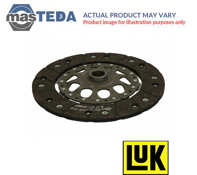 Luk Engine Side Clutch Friction Disc Plate 328 0186 16 I New Oe Replacement • 102.99£