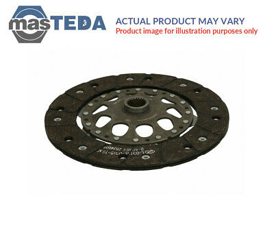 Valeo Clutch Friction Disc Plate 806274 I New Oe Replacement • 170.99£