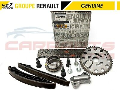 Genuine Timing Chain Kit Renault Master Iii 2.3 Dci M9t (oe 130c19924r) • 109.95£