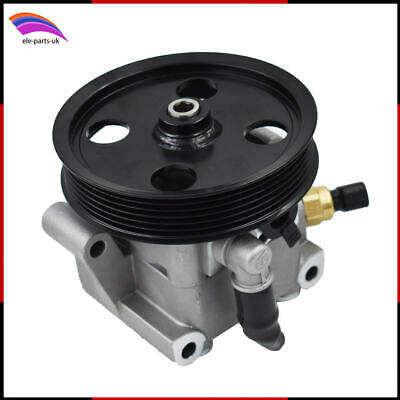 New Power Steering Pump For Ford Focus C-max & Focus Mk2 1.6 1.8 2.0 4m513a696ae • 55.29£