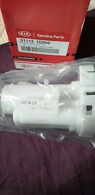 Genuine Brand New Kia Long Life Fuel Filter ~ 31112 1g000 • 13.90£
