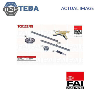 Fai Autoparts Engine Timing Chain Kit Tck122ng P New Oe Replacement • 195.99£