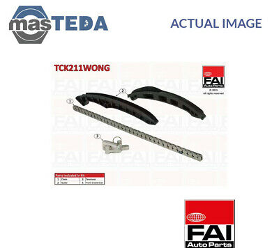 Fai Autoparts Engine Timing Chain Kit Tck211wong P New Oe Replacement • 109.99£
