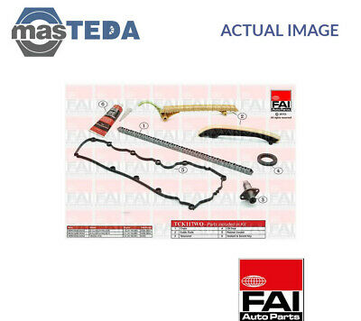 Fai Autoparts Engine Timing Chain Kit Tck117wo P New Oe Replacement • 147.99£