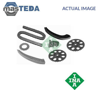 Ina Engine Timing Chain Kit 559 0076 10 P New Oe Replacement • 116.99£