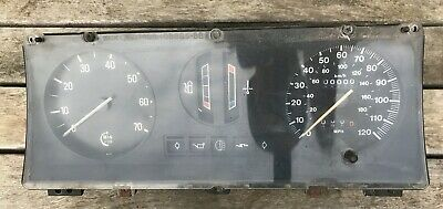 A Used Ford MK2 Transit 4 Cylinder Dashboard Cluster With Rev Counter Tachometer • 70£