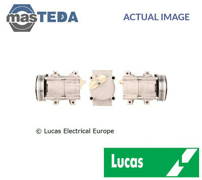 Lucas Electrical A/c Air Con Compressor Acp171 P New Oe Replacement • 239.99£