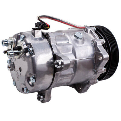 Air Conditioning Compressor For VW Transporter Caravelle T4 7D0820805K CRC • 117£