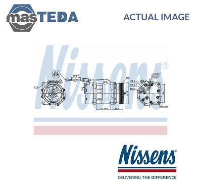 Nissens A/c Air Con Compressor 89224 P New Oe Replacement • 232.99£