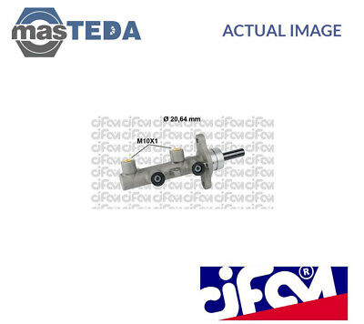 Cifam Brake Master Cylinder 202-814 P New Oe Replacement • 67.99£