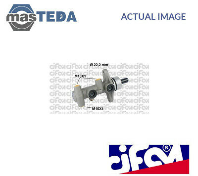 Cifam Brake Master Cylinder 202-808 P New Oe Replacement • 58.99£