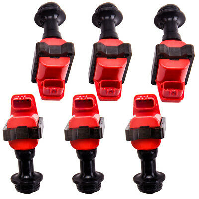 Ignition CoilPack For Nissan R33 R32 Gtst  Skyline RB25 RB25DET Series 1 S1 • 84£