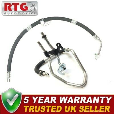 High Pressure & Power Steering Feed /Return Pipe Hose For Freelander Mk2 06-14 • 99.99£
