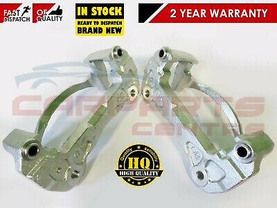 For Mitsubishi L200 2.5 Did Front Left Right Brake Caliper Carrier Set Lh Rh • 67.90£