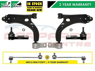 For Ford Fiesta Mk5 Front Suspension Arms Hd Antiroll Bar Drop Links Rod Ends • 94.95£