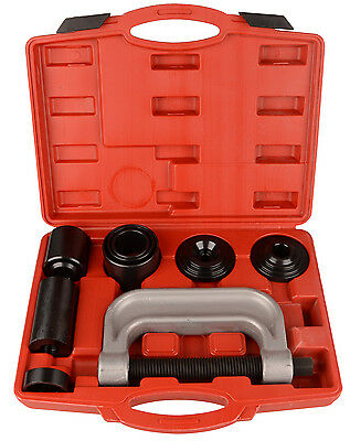 10pc Ball Joint Press Service Kit Remover Separator 4x4s Adaptor 4 In 1 Tool Set • 29.95£