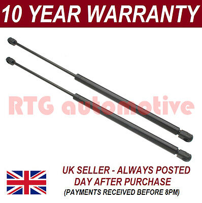 For Volkswagen Polo Hatchback (2001-2009) Rear Tailgate Boot Trunk Gas Struts • 13.95£