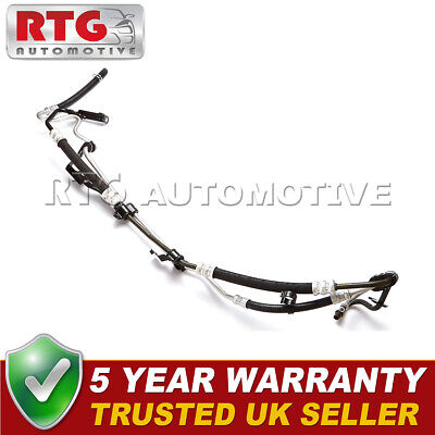 Power Steering Pipes Hose + Nut For Ford Focus 2004-2011 1743278 5 YEAR WARRANTY • 39.95£