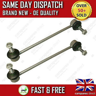 Bmw 5 Series E39 Front Stabiliser Anti Roll Bar Drop Links Pair (left & Right) • 11.99£