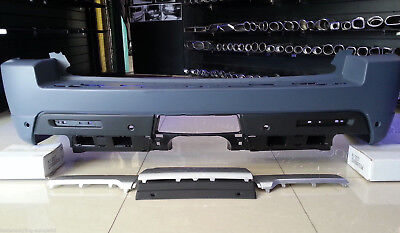 Range Rover Autobiography Style Rear Bumper 2010-2013 Direct Fit 100% Oem Fit • 229.99£