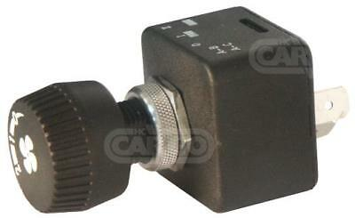 Cargo 180314, Rotary Fan Blower Switch - 12/24V / Heater Fan Speed Switch. • 9.95£