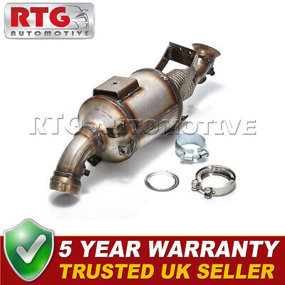 DPF Diesel Particulate Exhaust Filter + Fitting Kit Fits VW Crafter 2.5 TDI • 189.95£