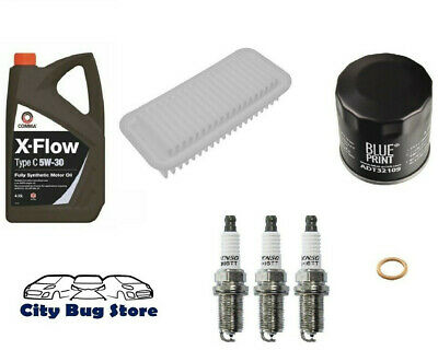 FULL Service Kit By OWNERS CLUB 1.0 | Citroen C1, Peugeot 107, Toyota Aygo 05-14 • 39.85£
