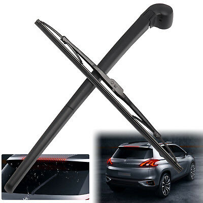 Perfect Rear Wiper Arm Blade Set Kit For Audi A3 8P 2003 To 2012 Durable UK • 6.89£