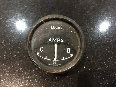 Land Rover Series Lucas Guage Amps • 34£