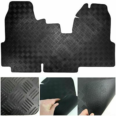Fits Ford Transit Van Mk7 2006-2013 Tailored Rubber Car Mat 1pc Floor Set  • 13.99£