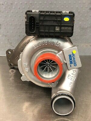 Upgrade 300 HP STAGE1 Turbocharger V6 A6420900280 Mercedes-Benz 320CDI • 277.54£