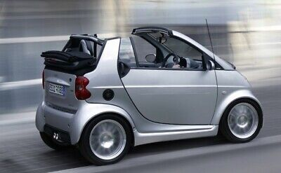 Smart 450 Brabus, City Cabriolet 450 ForTwo Complete Folding Convertible Roof. • 599.95£