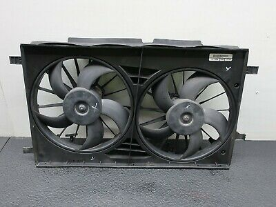 2008 Jeep Patriot 2.0 Crd 4wd Radiator Cooling Fan 1115108ve • 48.50£