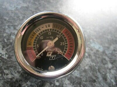 Classic Proops Tune Test T103 Engine Performance Dash Gauge MG Mini Cooper Ford  • 22£