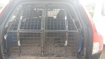 Custom Made Dog Cage For Volvo XC90 (2013) • 100£