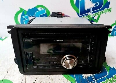 Kenwood Dpx504u Double Din Car Stereo • 60£