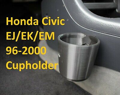 Honda Civic EK EJ EM Cupholder 96-2000 Worldwide  • 16£