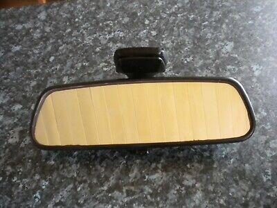 Rover SD1 Genuine Original Wingard Dipping Rear View Mirror BL  • 10£