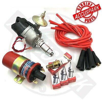 AccuSpark Sunbeam Alpine 25d Ultimate  Electronic Ignition Performance Pack  • 99.95£