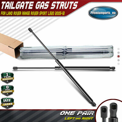2x Tailgate Gas Struts For Land Rover Range Rover Sport L320 2005-2012 BHE790060 • 315.49£