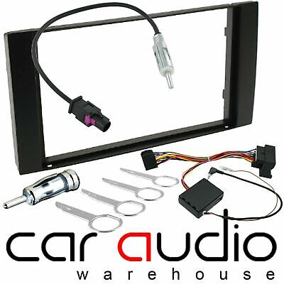 Ford Transit Connect Car Stereo Double Din Facia Steering Interface Kit CT24FD18 • 34.15£