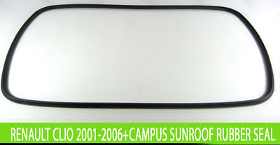 Renault Clio Mk2 1998-2006+Campus   Sunroof Seal Gasket Weather Strip  • 2,222£
