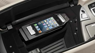 Genuine BMW Apple IPhone 7 Snap In Adapter Phone Charging Cradle Connect 2451894 • 179.99£