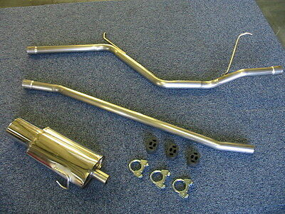 Honda Frv  Exhaust Stainless Steel New All Engine Sizes • 299£