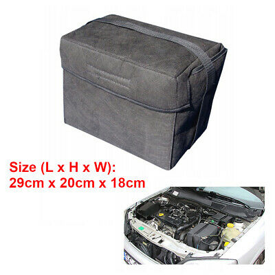 Car Battery Cover 65 - 75 Ah Frost Protection Thermal Wrap Battery Pocket NEW • 8.78£