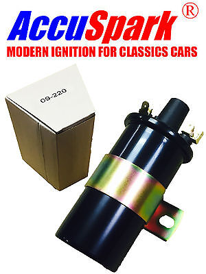 AccuSpark 6-Volt Ignition Coil For Classic And Vintage Cars  • 13.95£