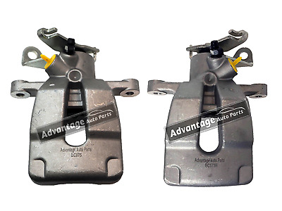 Fits Renault Megane Mk3 From 2008 Rear Left & Right Brake Calipers - Brand New • 71.99£