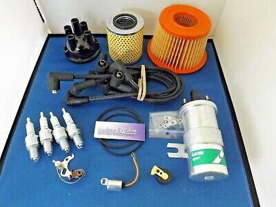 Morris Minor Big Service Kit --the Best On The Market--all Branded Products  • 49.80£