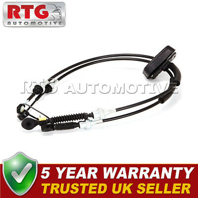Gear Linkage Cable Set Fits Renault Trafic Vauxhall Vivaro / Primastar 2001 On  • 29.95£