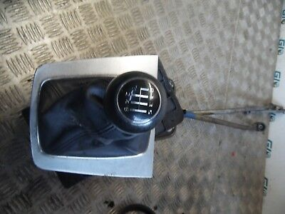 #audi A4 B7 S Line Convertible 6 Speed Manual Gear Stick (c18) • 50£